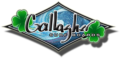 Gallagher Wood Surfboards
